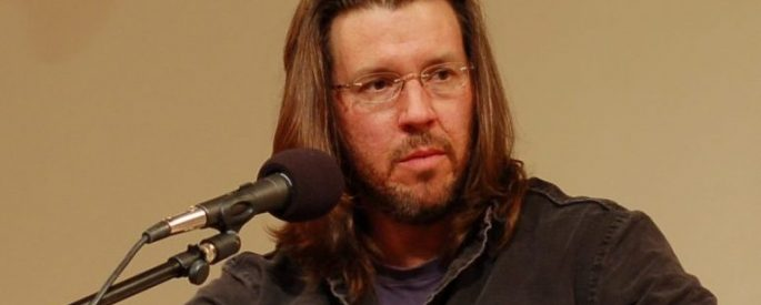 A picture of David Foster Wallace