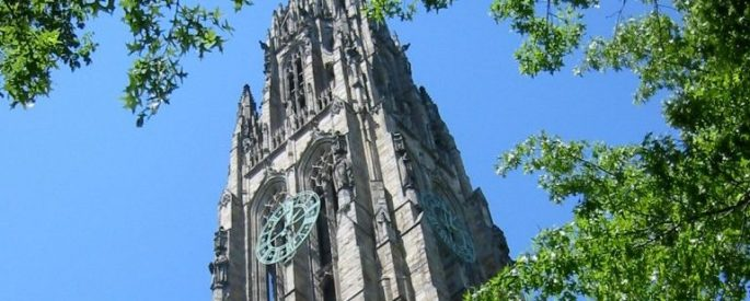 Harkness Tower at Yale