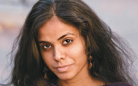 up close portrait of a brown skinned woman