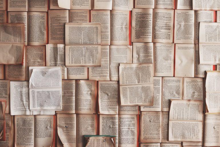 Overlapping books