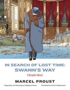 Book cover of IN SEARCH OF SWANN'S WAY by Marcel Proust