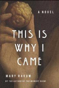 Book Cover of This Is Why I Came by Mary Rakow