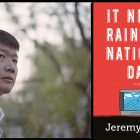 Jeremy Tiang's It Never Rains on National Day