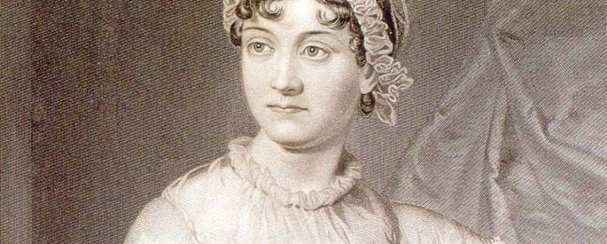 Sketch of Jane Austen