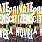 Cover of Private Citizen side by side.