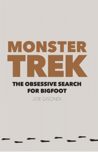 Book cover of Monster Trek