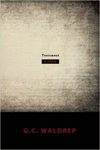 Book cover of Testament