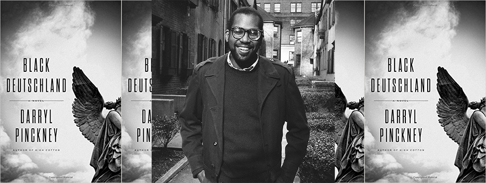 Pictures of Darryl Pinckney and the Black Deutschland book cover