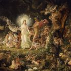 A Midsummer Night's Dream painting