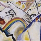 Cossacks 1910-1 Wassily Kandinsky 1866-1944 Presented by Mrs Hazel McKinley 1938 http://www.tate.org.uk/art/work/N04948