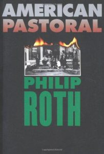 Book cover of american pastoral