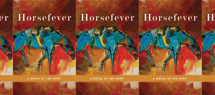 Book cover of Horsefever