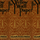 Cover of The Yellow Wallpaper