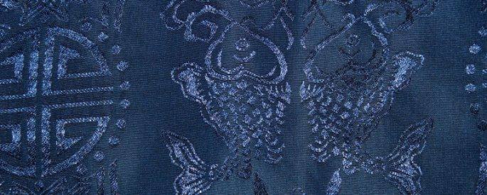 Traditional Chinese fabric