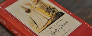 Picture of the book Lady Susan by Jane Austen