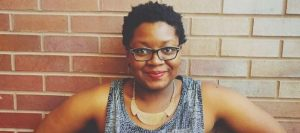 Picture of Jacqui Germain, Taken at the Movement for Black Lives #M4BL Convening in Columbus, OH (2015)