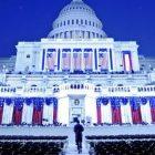 U.S. Capitol before 2009 inauguration