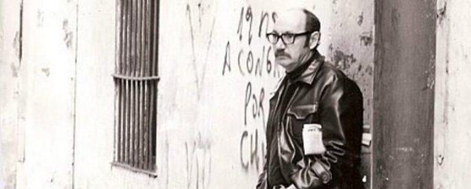 Alberto Adellach in Buenos Aires, mid 1970s