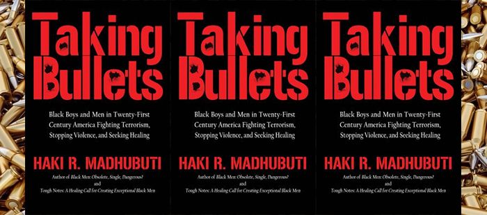 Side by side covers of Taking Bullets