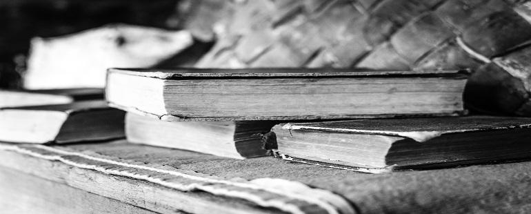 Old books, Antti Kyllönen