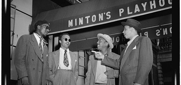 William P. Gotlieb photo of Minton's Playhouse