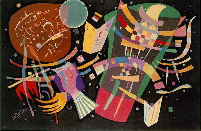 Kandinsky Composition