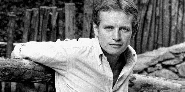 Bruce Chatwin author photo