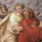 Dante and angel