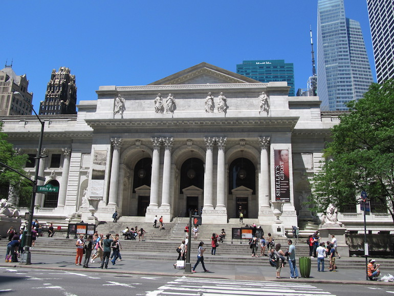 Round Up_New_York_Public_Library_entrance