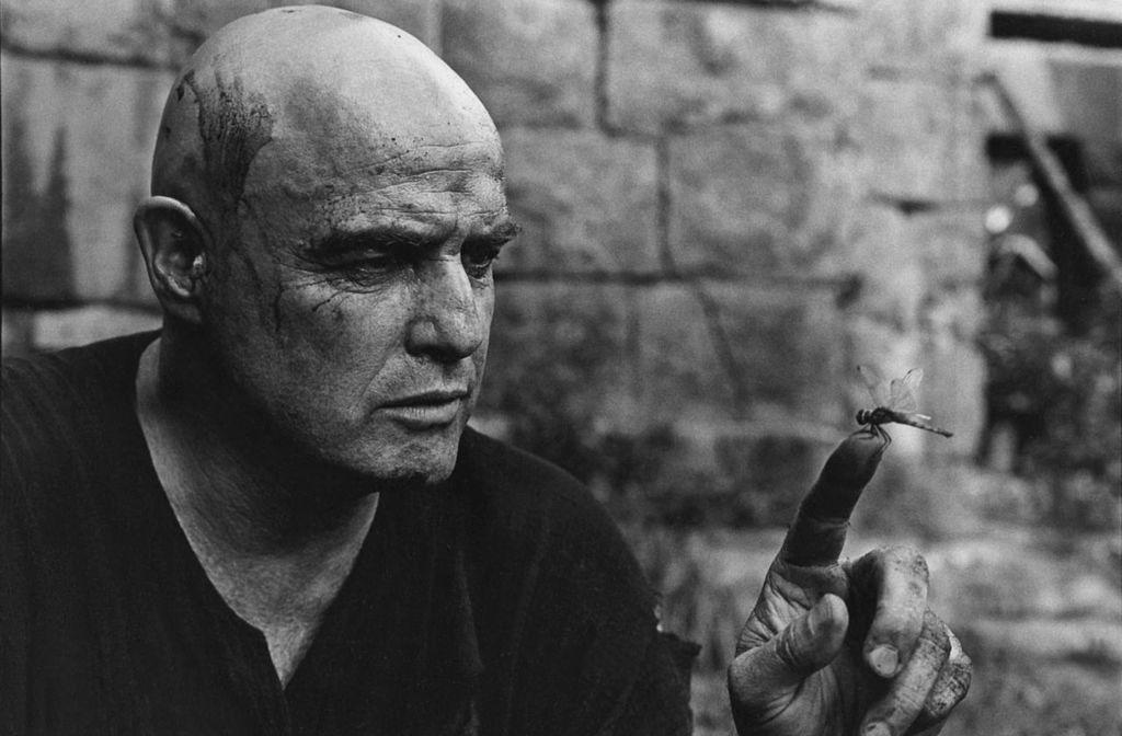 Marlon Brando as Colonel Kurtz