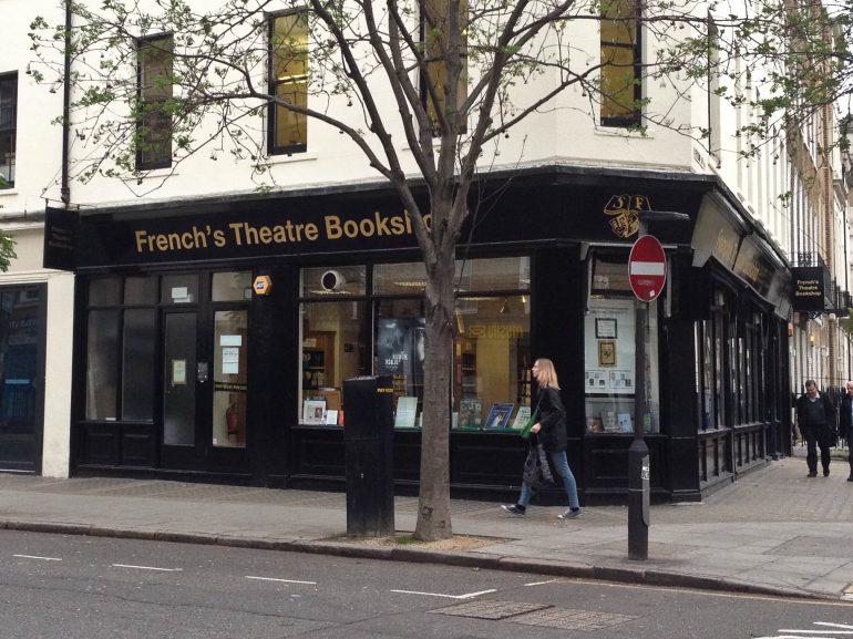 Samuel-French-bookshop