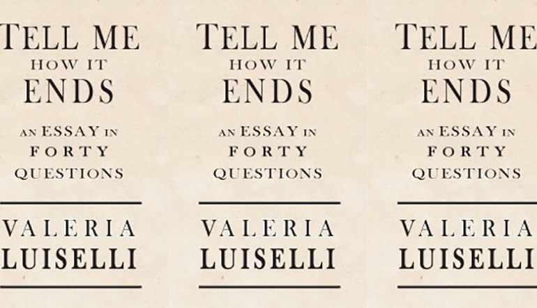 tell me how it ends_luiselli
