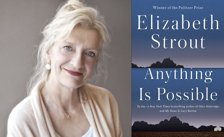 Elizabeth Strout Anything is Possible