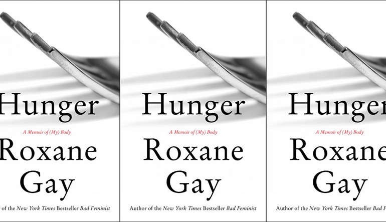 hunger by Roxane Gay cover