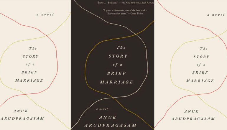 the story of a brief marriage book cover