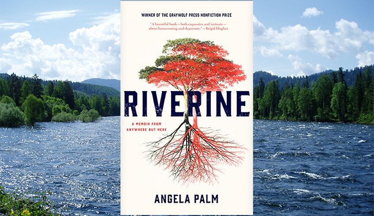 riverine book cover