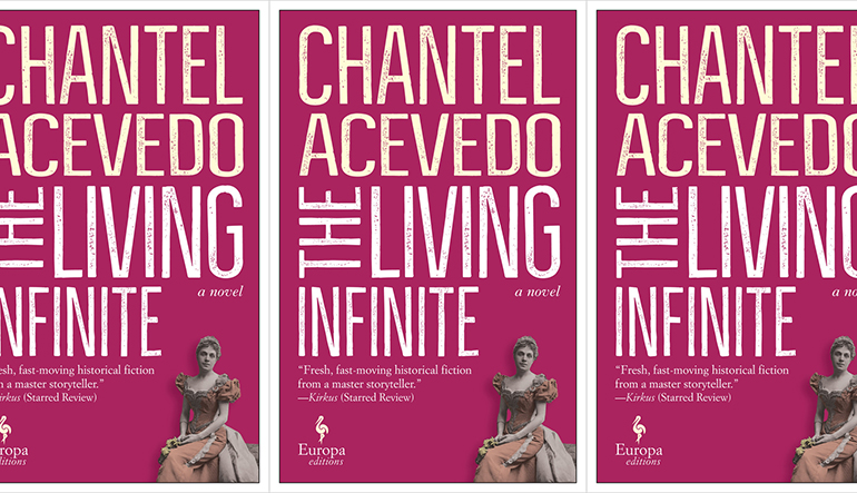 the living infinite book cover