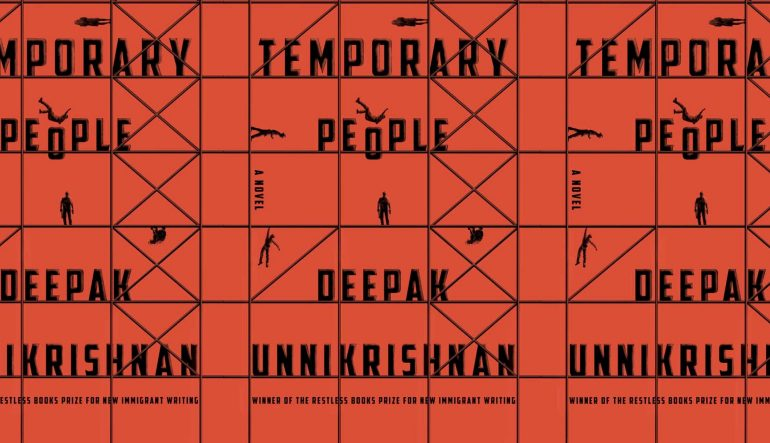 temporary people book cover