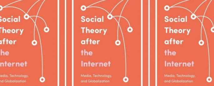 Social Theory after the Internet cover in a repeated pattern