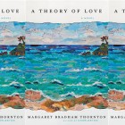 A Theory of Love cover in a repeated pattern