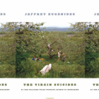 The Virgin Suicides cover in a repeated patter