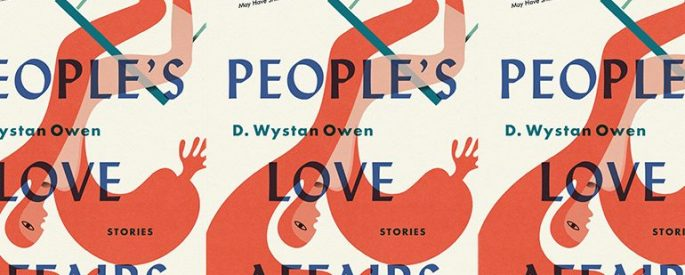Other Peoples Love Affairs cover in a repeated pattern