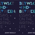Cover art of Jenny Boully's Betwixt-and-Between