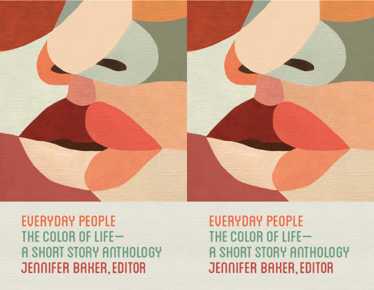Cover image for the anthology Everyday People: The Color of Life