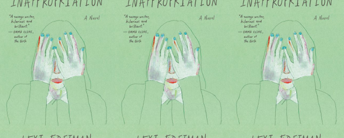 Cover art for Lexi Freiman's Inappropriation