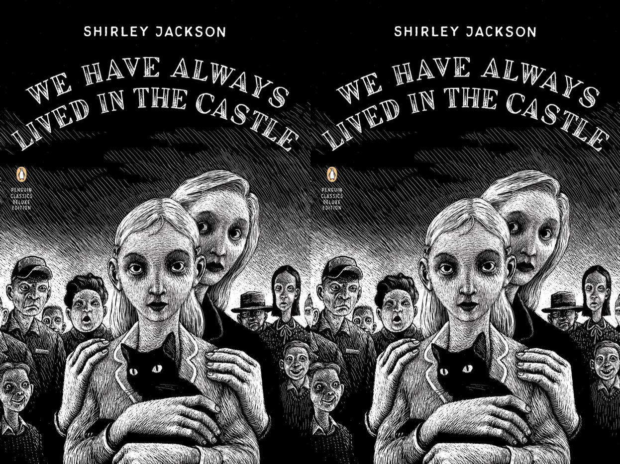 Cover art for Shirley Jackson's We Have Always Lived in the Castle