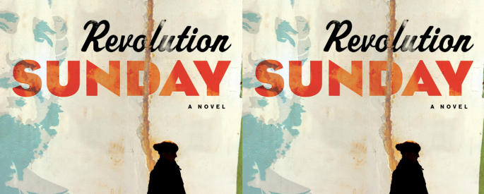Cover art for Revolution Sunday by Wendy Guerra
