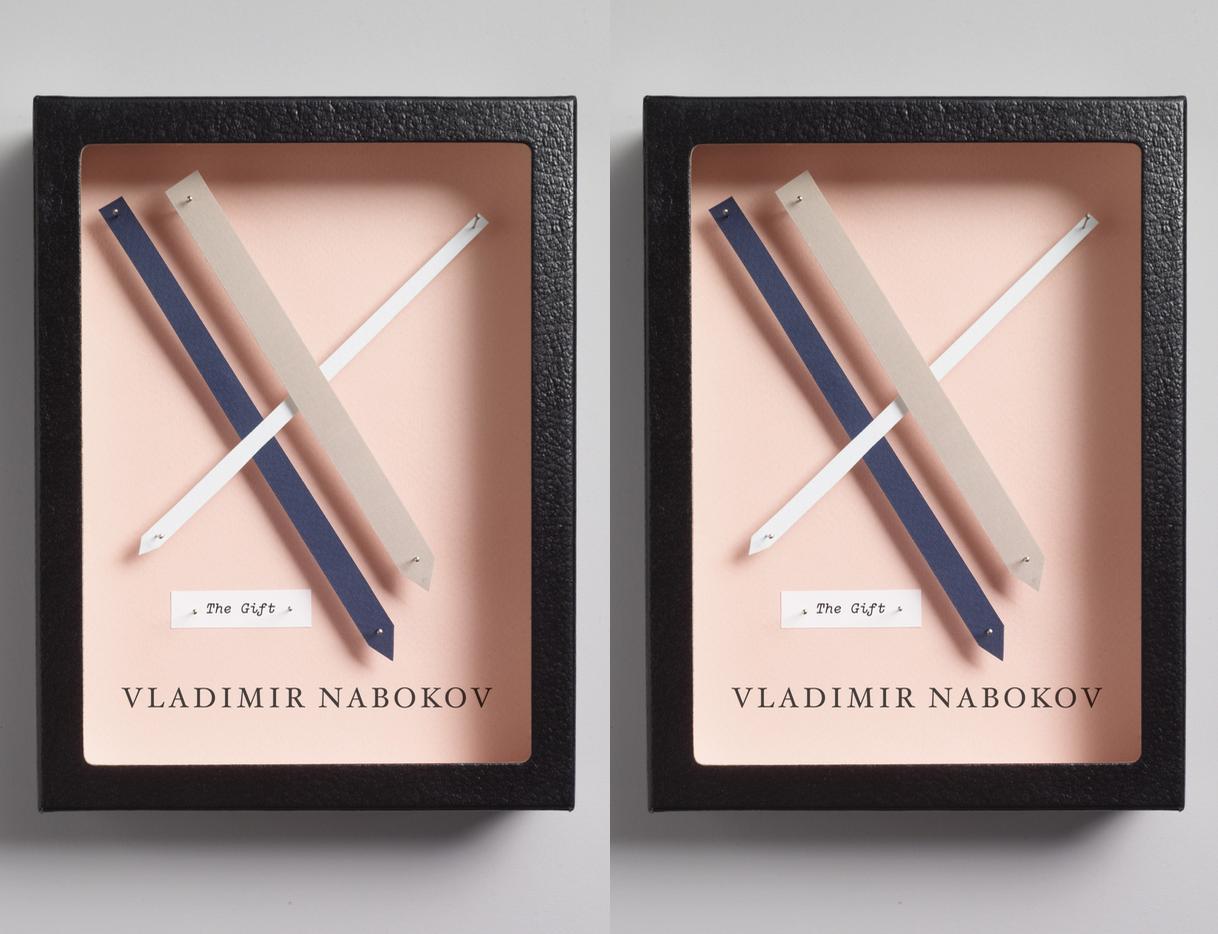 Cover art for The Gift by Vladimir Nabokov