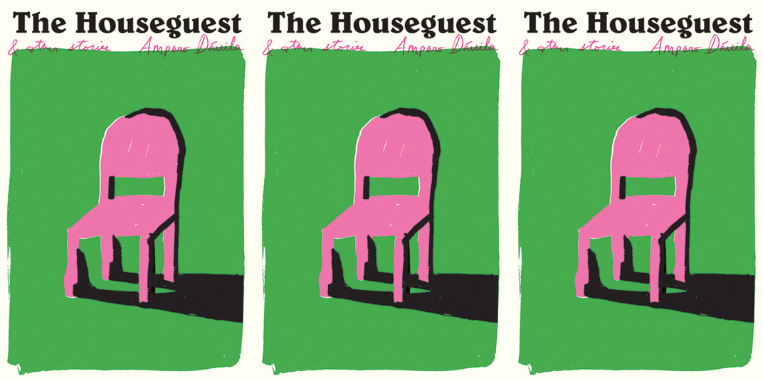 Cover art for The Houseguest and Other Stories by Amparo Dávila