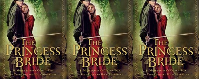 Cover art for William Goldman's The Princess Bride